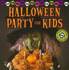NEW Halloween Party for Kids (Audio CD)