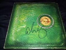 "ALICE COOPER SIGNED ALBUM TITLED"" BILLION DOLLAR BABY"" WITH MONEY INSERT RARE!!!"