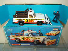 MATCHBOX SUPER KING MODEL K77 PLYMOUTH HIGHWAY RESCUE    VN MIB