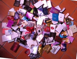 NICE MIXED LOT OF 10 PERFUME/PARFUM SAMPLES FOR WOMEN