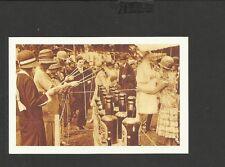Nostalgia Postcard Spanish Magazine-Women Fund Raising -Fishing for Bottles 1927