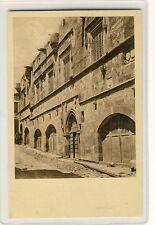 16265- Grecia, Rodi, Albergo della Lingua di Francia, cartolina d' epoca