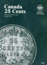 Canada 25 Cents Collection 1870 to 1910 Number One (2008, Merchandise, Other)