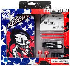 Nintendo New 3DS XL / 3DSXL / 3DS  FREEGUN Essential XL Pack Tasche+ Zubehör