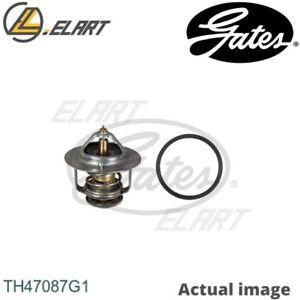 ENGINE COOLANT THERMOSTAT FOR MITSUBISHI OUTLANDER II CW W 4B11 4B12 4B10 4J11