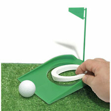 GOLF PUTTING CUP with Adjustable Hole-----brand new