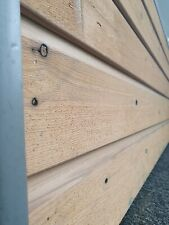 Cladding, 140x18mm Baltic Pine, Rusticated, Treated Thermowood®,