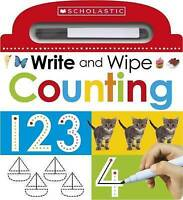 Write and Wipe: Counting by Make Believe Ideas (Board book book, 2016)