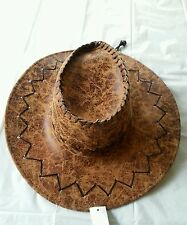 Wild Western Cowboy Hat Cowgirl Hat Fancy Dress Costume Outfit Accessory