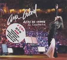 CD - Ana Gabriel NEW 2 CD / 1 DVD Altos De Chavon El Concierto FAST SHIPPING !