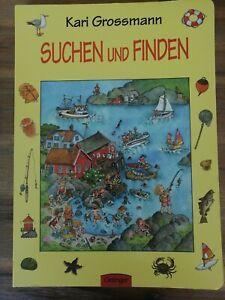 Suchen und Finden von Grossmann, Kari   Buch   Oetinger Verlag, ab 2 Jahren
