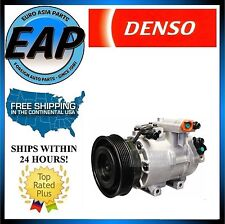 For 2010-2011 Forte 2.0L 2.4L 4cyl OEM Denso AC A/C Compressor NEW