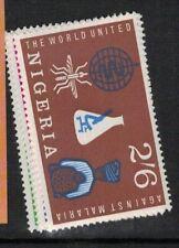 Nigeria SG 116-9 MOG (3ecn)