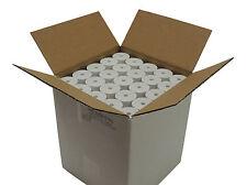 """BPA Free thermal paper 2 1/4 x 75 feet 1 1/2"""" / 38mm OD CORELESS 100 rolls"""