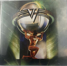 VAN HALEN cd 5150 disc made in japan sammy hagar