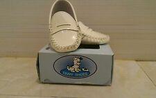 tinny shoe charol blanco 6702 size 20