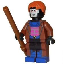 **NEW** LEGO Custom Printed - GAMBIT - Marvel Universe X-Men Minifigure