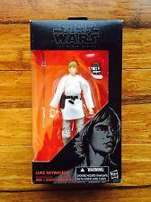 "Star Wars Black Series 6"" Figure Force Awakens #21 Luke Skywalker 100% Hasbro"