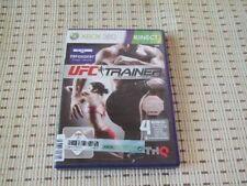 UFC entrenadores personales para Xbox 360 xbox360 * embalaje original *