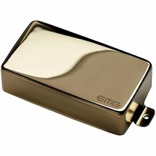 EMG 81 Humbucking Active Guitar Pickup Gold w/ Solderless Install System