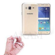 Samsung Galaxy J2 (2016) Silicona Suave Ultra Delgado transparente Gel Estuche Cubierta