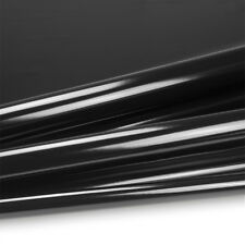 Planenstoff 670 g/m² Lkw Plane Abdeckplane PVC Folie Meterware 134cm B schwarz