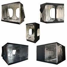 BIRCHTREE Indoor Portable Grow Tent Box Silver Mylar Hydroponics Bud Green Room
