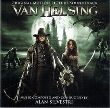 VAN HELSING (BOF) - SILVESTRI ALAN (CD)