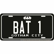 Batman 6x12 metal license plate / great for Adam West Televistion Show fans
