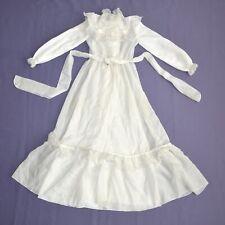 Sweet Tulle Ruffle at Children Dress 140 Flower Girl Communion Gala Dress