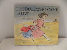 THE DOLL WHO CAME ALIVE Hardcover By Enys Tregarthen Illustrated By Nora S.Unwin
