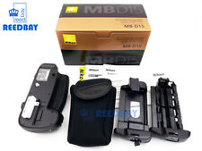 MB-D15 Multi-Power Battery Pack Grip for Nikon D7200 D7100 EN- EL15 & A USA