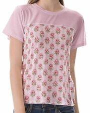 Hüftlange Damenblusen, - Tops & -Shirts aus Baumwolle in Größe XS