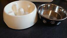 Puppy bowls set