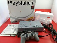 Playstation 1 PS1 System [CIB Complete: Box, Manuals, Foam, Controller & Cables]