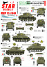 Star Decals 1/72 Británico Sharpshooters. 75th D-Day Especial #72-A1040