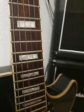 Epiphone Les Paul Custom Black Beauty E-Gitarre SNr. 105092458
