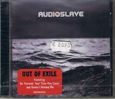 "AUDIOSLAVE ""Out of exile""CD SEALED FUORI CATALOGO !!!"