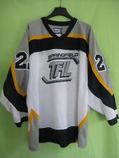 Maillot Hockey Springfield THL shirt Jersey Vintage USA Team #22 - L