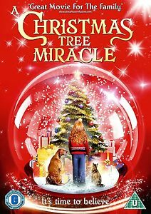 A Christmas Tree Miracle (DVD) (NEW AND SEALED) (REGION 2)
