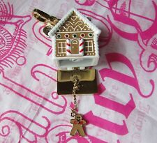 Juicy Couture Ltd Ed 2013 Charm Gingerbread House NIB $58