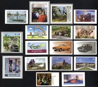 2017sk] Deutschland 2017 selbstklebende Briefmarken postfrisch komplett