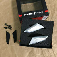 RIZOMA Ducati Panigale V4 S V2 Mirror Hole Cap Block Off Plate Cover 97380901A
