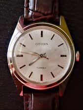 NOS Citizen vintage windup watch, new old stock