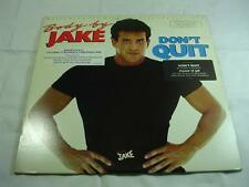 Body By Jake - Don't Quit - Excellent Condition - Promo Copy -