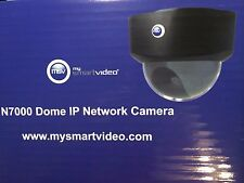 "Dome IP Network Camera MSV N700/ Zavio OEM  D510E PoE VGA 1/"" CMOS 30 FPS 10XDig"