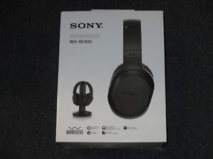 MINT!! SONY WH-RF400 HOME THEATER WIRELESS HEADPHONE SYSTEM MINT!!
