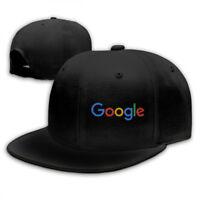 Google Logo Unisex Adjustable Baseball Snapback Cap Hat