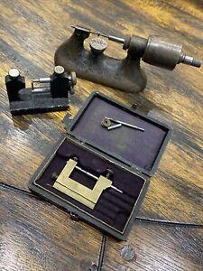 Three Vintage Watch Makers Tools