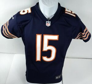 Brandon Marshall Chicago Bears NFL Players Nike On Field Jersey Youth Size Med